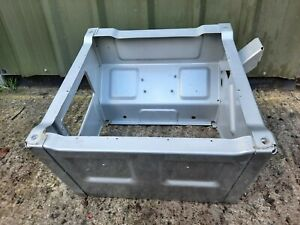 Mercedes Sprinter / VW Crafter 2006-2014 Front Driver seat base box in silver