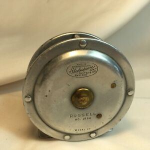 "Vintage ""Aluminum""Shakespeare Russell No.1894, Model HF Fly Reel"""