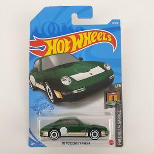 Hot Wheels 96' Porsche Carrera Hot Wheels Dream Garage Series 1/5 Hot Wheels Car