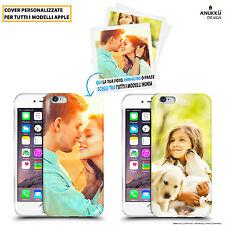 Custodia Cover Personalizzata Foto Per Apple iPhone 4 5 5c 6 6s 7 8 X XS XR 11