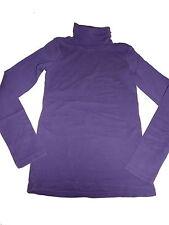 H & M tolles Langarm Shirt / Rolli Gr. 146 / 152 lila !!