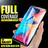 Full Coverage Tempered Glass Screen Protector For Samsung Galaxy A20 A30 A50 A70