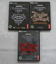 Neverwinter Nights + Der Schatten von Undernzit + Die Horden des Unterreichs PC