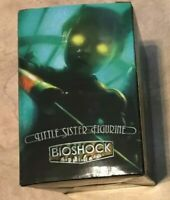 Bioshock Little Sister Figurine NEW in box 2K Games Mini Statue Figure 3.25""