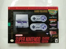"Nintendo Super NES Classic Edition ""NEW/SEALED"""
