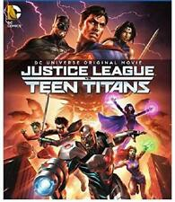 Justice League Vs Teen Titans (Dc Universe) (Blu-Ray, No Slipcover) >New<