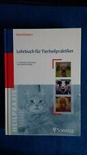 Lehrbuch für Tierheilpraktiker, gebunden, gebraucht, guter Zustand