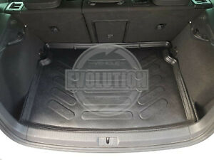 For VW Golf 7 GTD 2013-2019 Tailored Rubber Boot Liner Fitted Mat Dog Tray