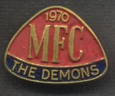 Melbourne Football Club 1970 Membership Badge