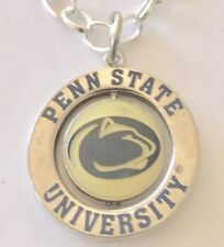 NCAA Penn State Nittany Lions Rubber Cord Necklace