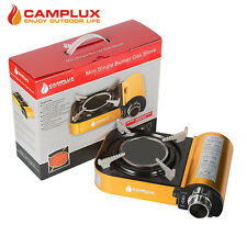BBQ Stove Portable Outdoor Camping Butane Mini Gas Stove 5200BTU