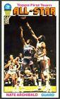 1976-77 Topps Basketball Nate Archibald #129 - All-Star - Kings - Gem Mint