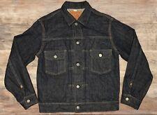 Sugar Cane 1953 Type 2 II One Wash Denim Jacket Japan Size 38