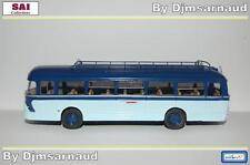 Autocar Chausson APH2 522 Province Bleu Clair & Bleu Foncé - SAI 4307 -  Rétro87