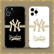 New York Yankees NY Fashion Case cover for iPhone 11 Pro Max XR 7 8 Plus