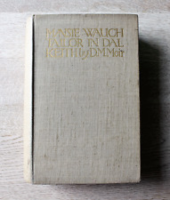 The Life of Mansie Wauch - DM.Moir - Vintage - 1913