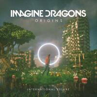 Imagine Dragons -Origins International Deluxe Version CD-Brand New/Still sealed