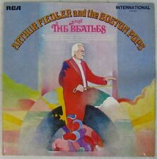 Interprètes Beatles 33 tours Arthur Fiedler & the Boston Pops