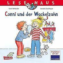 LESEMAUS, Band 44: Conni und der Wackelzahn von Schneide... | Buch | Zustand gut
