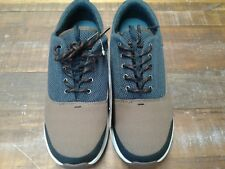 """Reef Men's """"Rover Low XT"""" Shoes Navy/Brown Size 8"""