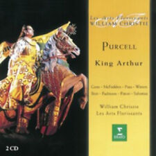 Henry Purcell : Purcell: King Arthur CD 2 discs (2010) ***NEW*** Amazing Value