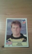 N°34 BRAD FRIEDEL # USA PANINI USA 94 WORLD CUP ORIGINAL 1994