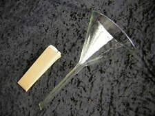 Glastrichter / Laborglas Ø15cm - inklusive Filter