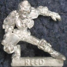 1985 Judge Dredd JD4 Judge Reed Games Workshop 2000 AD Perp Citizen Dread IPC GW
