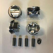 1.8 TSI 4x Kolben Modifiziert CDAA 82,51mm Ø Standard 21mm Bolzen Audi VW Skoda