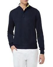 New Man Marwin Sweater Navy Jumper Mens Size XL rrp £90 box74 57 T