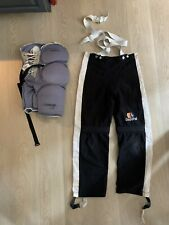 vintage rare Cooperall girdle and Long Pants adult Xs cooper Cg2 - hockey gear