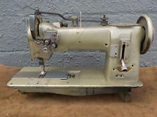 Industrial Sewing Machine Pfaff 146 walking foot- two needle -Leather