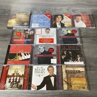 Lot Of 13 New Christmas CDs Holiday Music Barry Manilow Michael Buble & More
