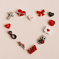 Origami Owl 2021 Valentine Charms Buy 4 Get Free Charm Free Shipping