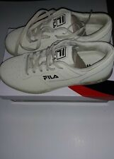 Mens Fila Classic Retro Casual Athletic Shoes Beige size 12 New