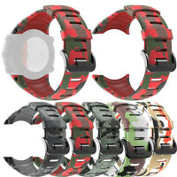 Sport Silicone Replacement Wristband Band Strap for SUUNTO Core Smart Watch