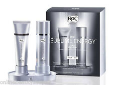RoC Sublime Energy E-Pulse Day Concentrate and Activating Moisturiser 30ml x 2
