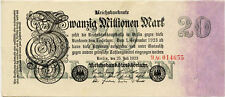Germany 20.000.000 Mark 1923 9Ag-014655