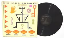 RICHARD BURMER: On The Third Extreme LP GAIA RECORDS 1390161 US 1988 NM+