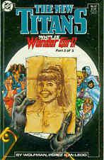 New Titans # 51 (George Perez) (Estados Unidos, 1988)