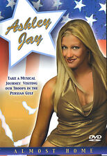 Ashley Jay: Almost Home (DVD) **New**