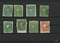 Mexico 1884 Stamps ref R 17214