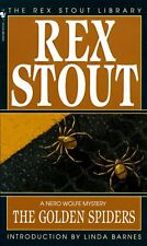 The Golden Spiders (Nero Wolfe) by Rex Stout