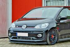 For VW Up   Front Bumper Lip Cup Skirt Lower spoiler Chin Valance Splitter