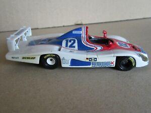 Mini Racing Kit WM Assembled Porsche 936 le Mans 1979 #12 Ickx 1:43