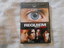 Requiem for a Dream (Dvd, 2001, Director's Cut) Jennifer Connelly, Marlon Wayans