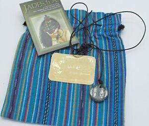 Guatememalan Jadeite Pendant Souvenir of Guatemala