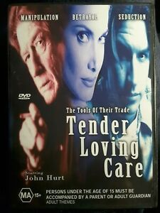 Tender Loving Care DVD - John Hurt 90s SEDUCTIVE Movie RARE