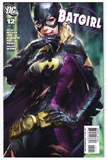BATGIRL #12   Vol. 3   Stanley Lau / Artgerm Cover   HTF   2010   VF+