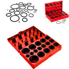 407 Pcs 32 Sizes Universal Car O Ring Assortment Seal Gasket Washer Rubber Kit